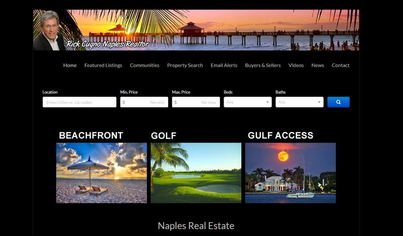 Luxury Real Estate Naples Florida