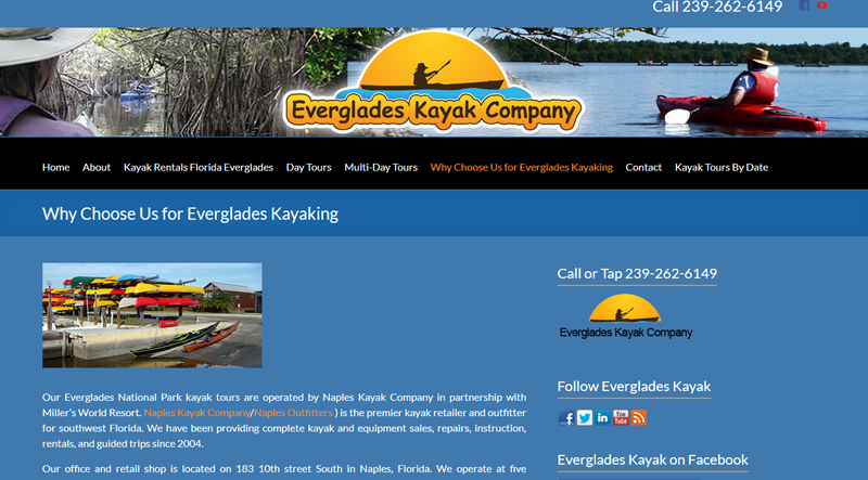 Everglades Kayak