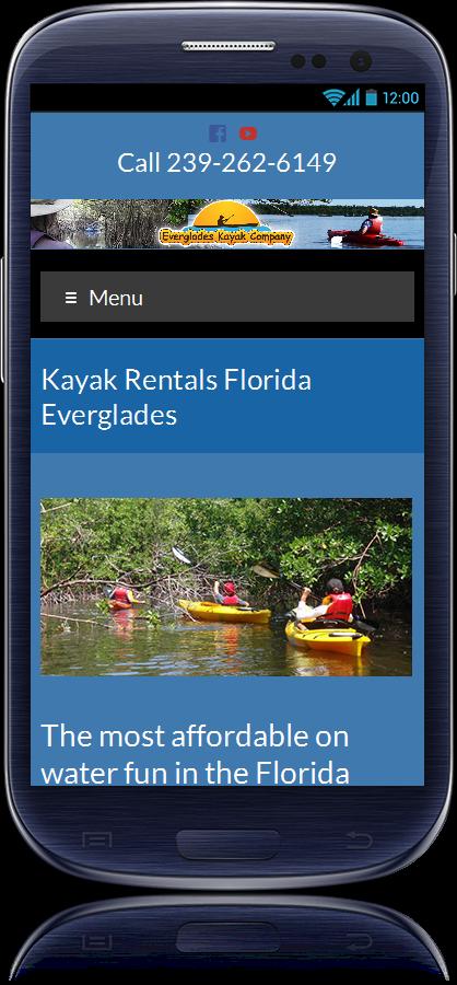 EvergladesKayakCell