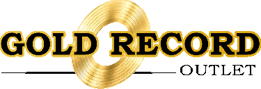 Gold Record LP and 45 Framed Displays