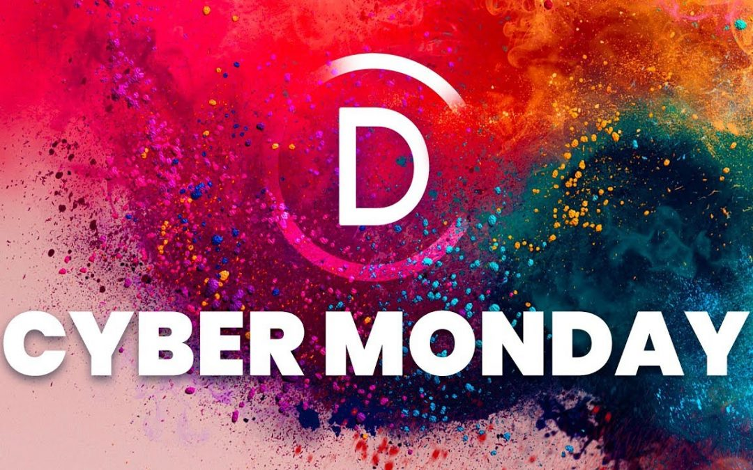 The Divi Cyber Monday Starts Now!